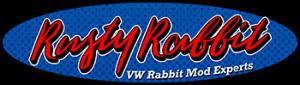 Rusty Rabbit Logo - Small