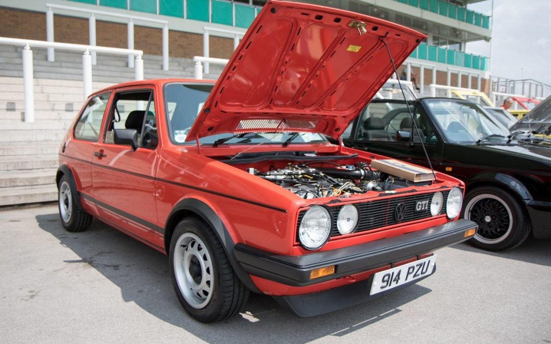 Volkswagen Golf Mk1: The Rabbit That Started It All
